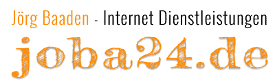 WordPress Dienstleistungen - joba24.de